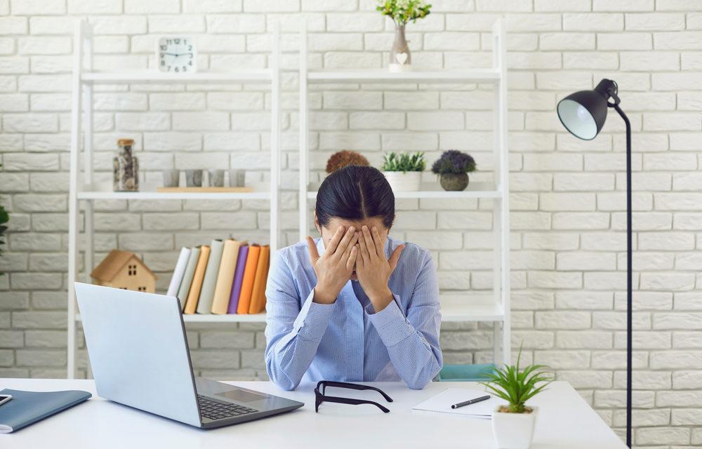 El agotamiento o ¨burnout¨ puede prevenirse si lo aprendes a reconocer a tiempo.